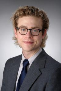Portrait of Adam Bayer