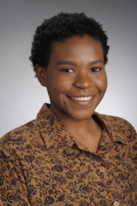 Portrait of Charlene Fowajuh