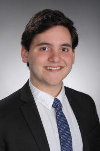 Portrait of Daniel Preciado