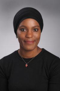 Portrait of Hassina Adams